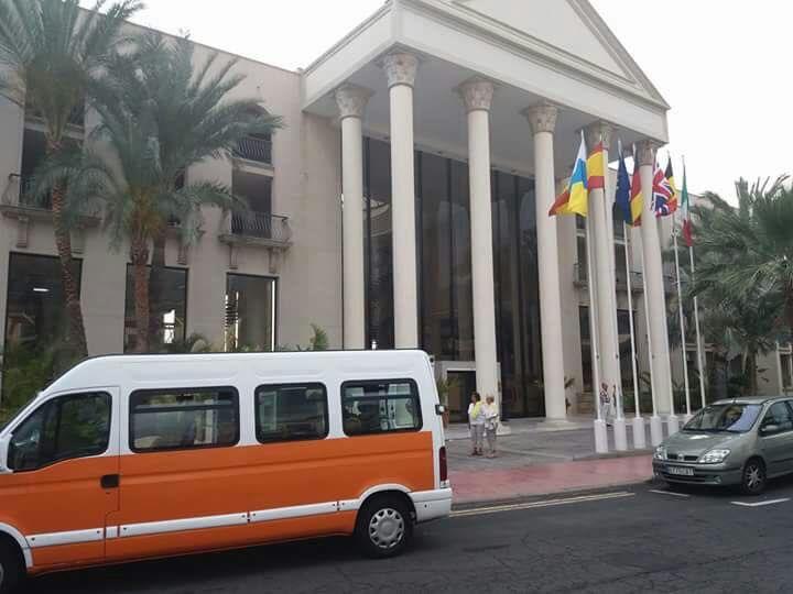 Traslados aeropuerto Santa Cruz de Tenerife
