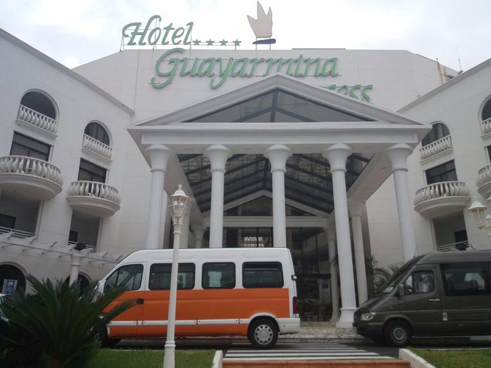 Alquiler de autobuses con conductor Santa Cruz de Tenerife