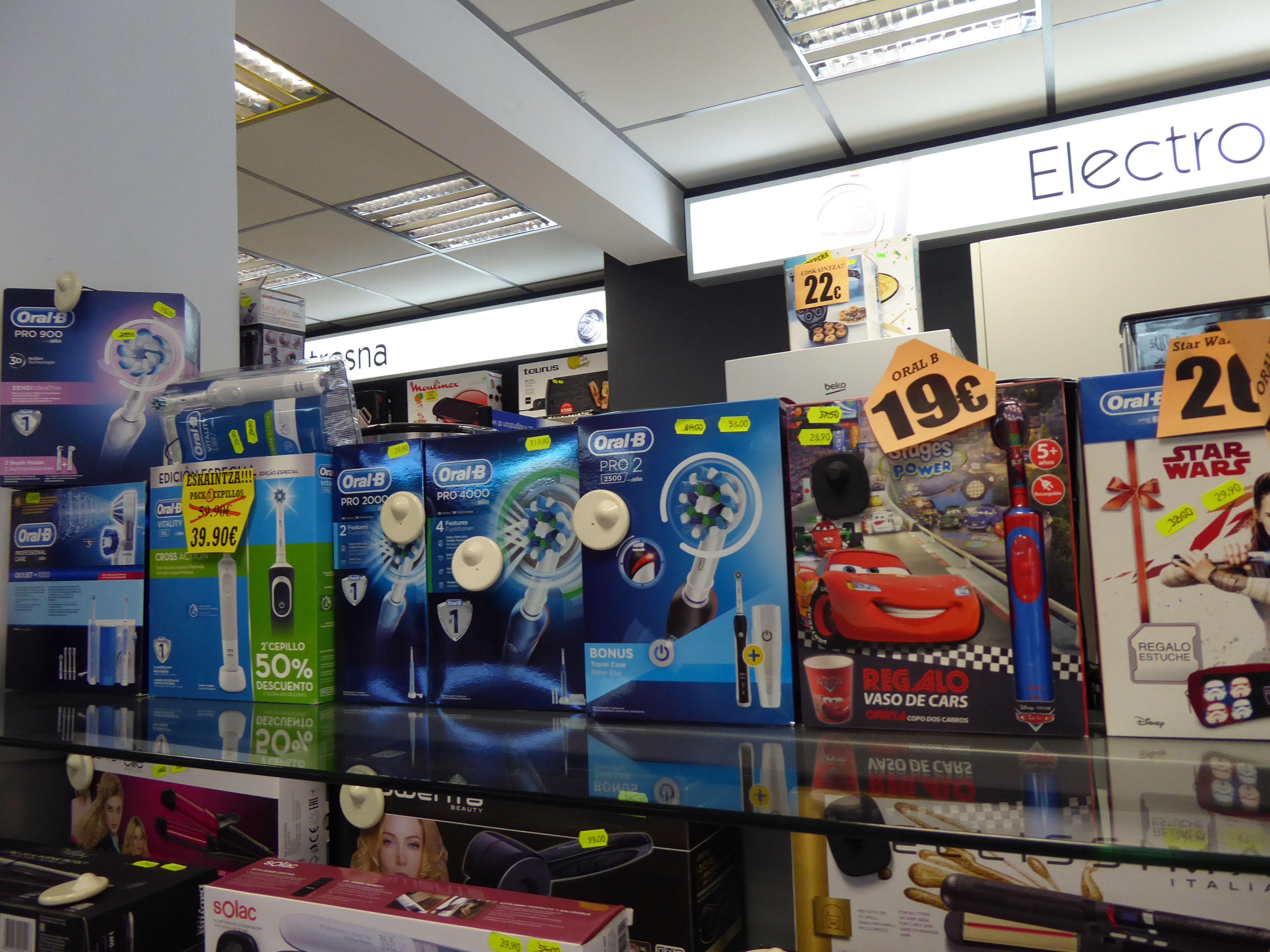 Foto 9 de Electrodomésticos en  | Izarra Electrodomésticos en Tien 21