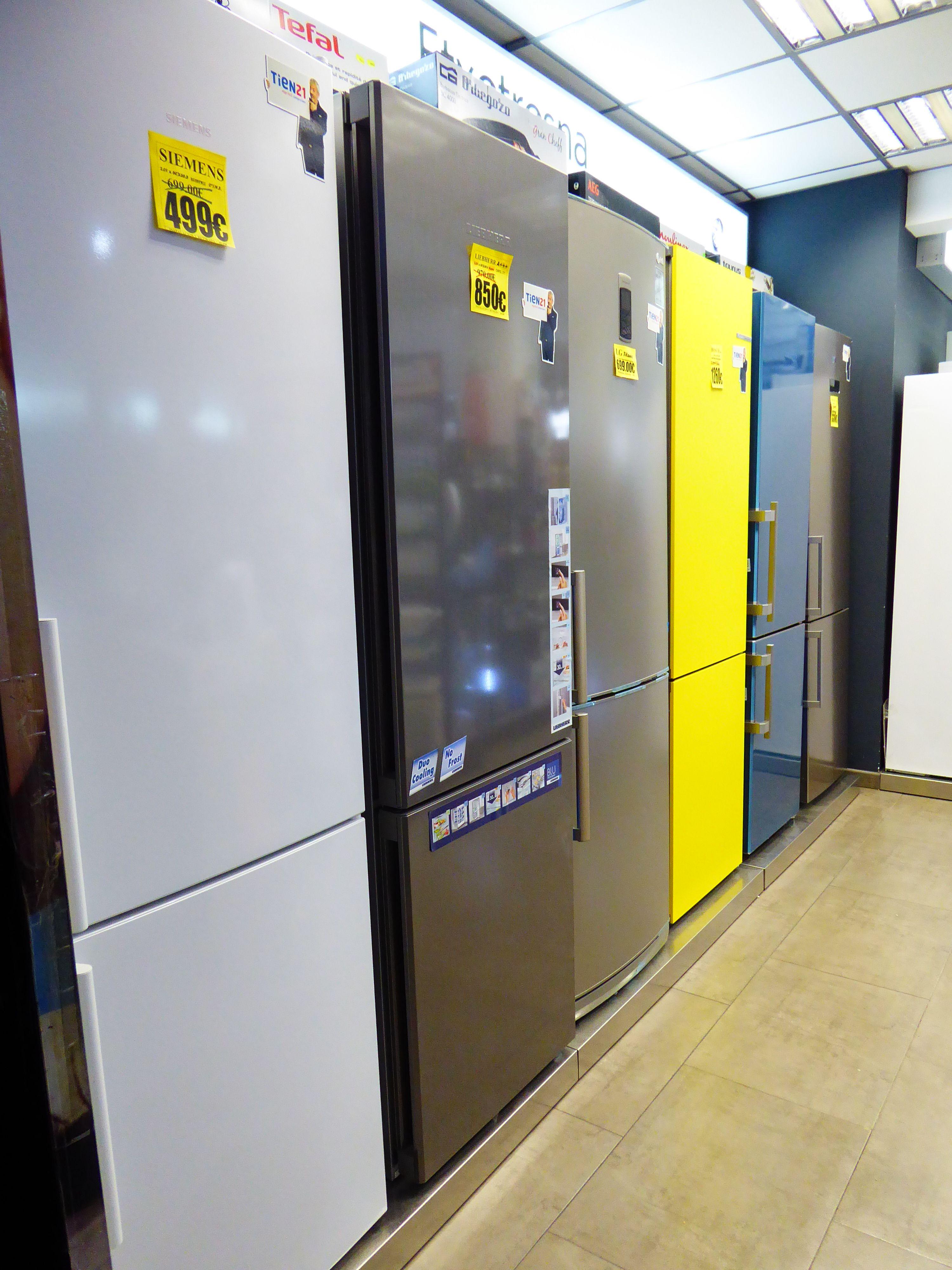 Foto 26 de Electrodomésticos en    Izarra Electrodomésticos en Tien 21