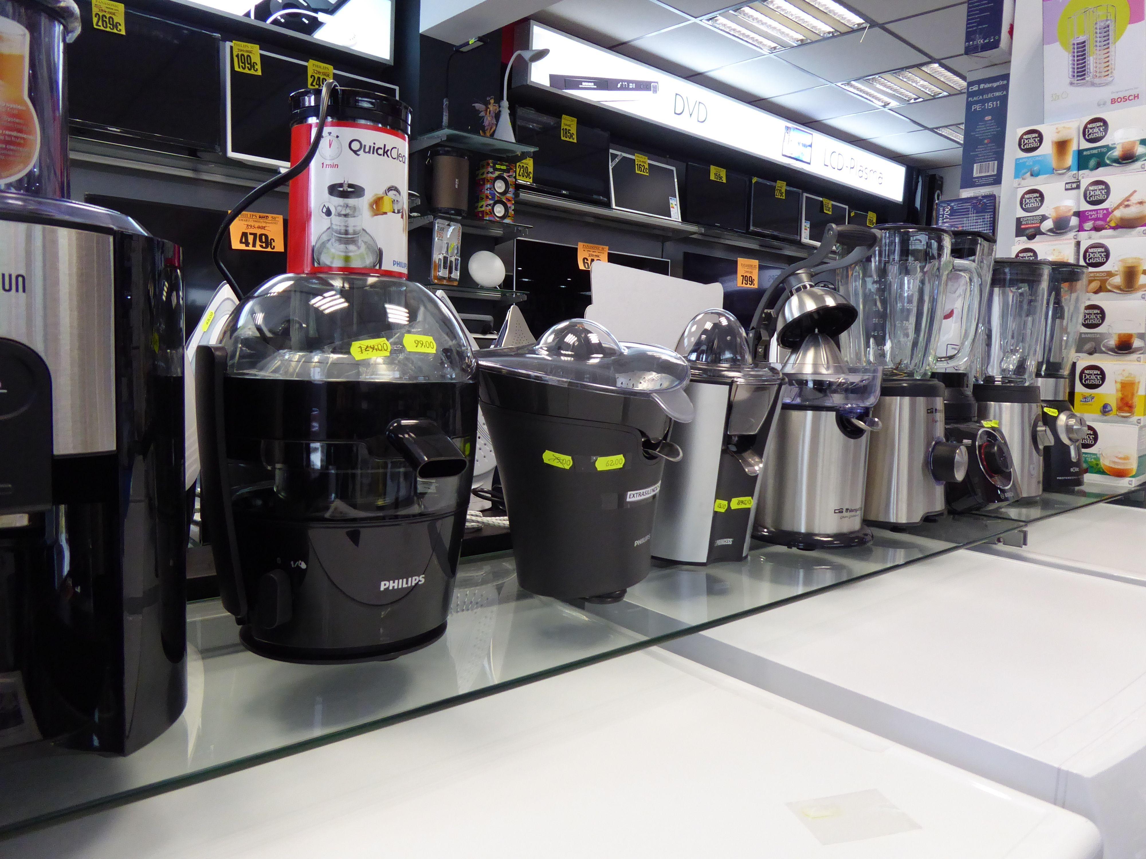 Foto 14 de Electrodomésticos en  | Izarra Electrodomésticos en Tien 21