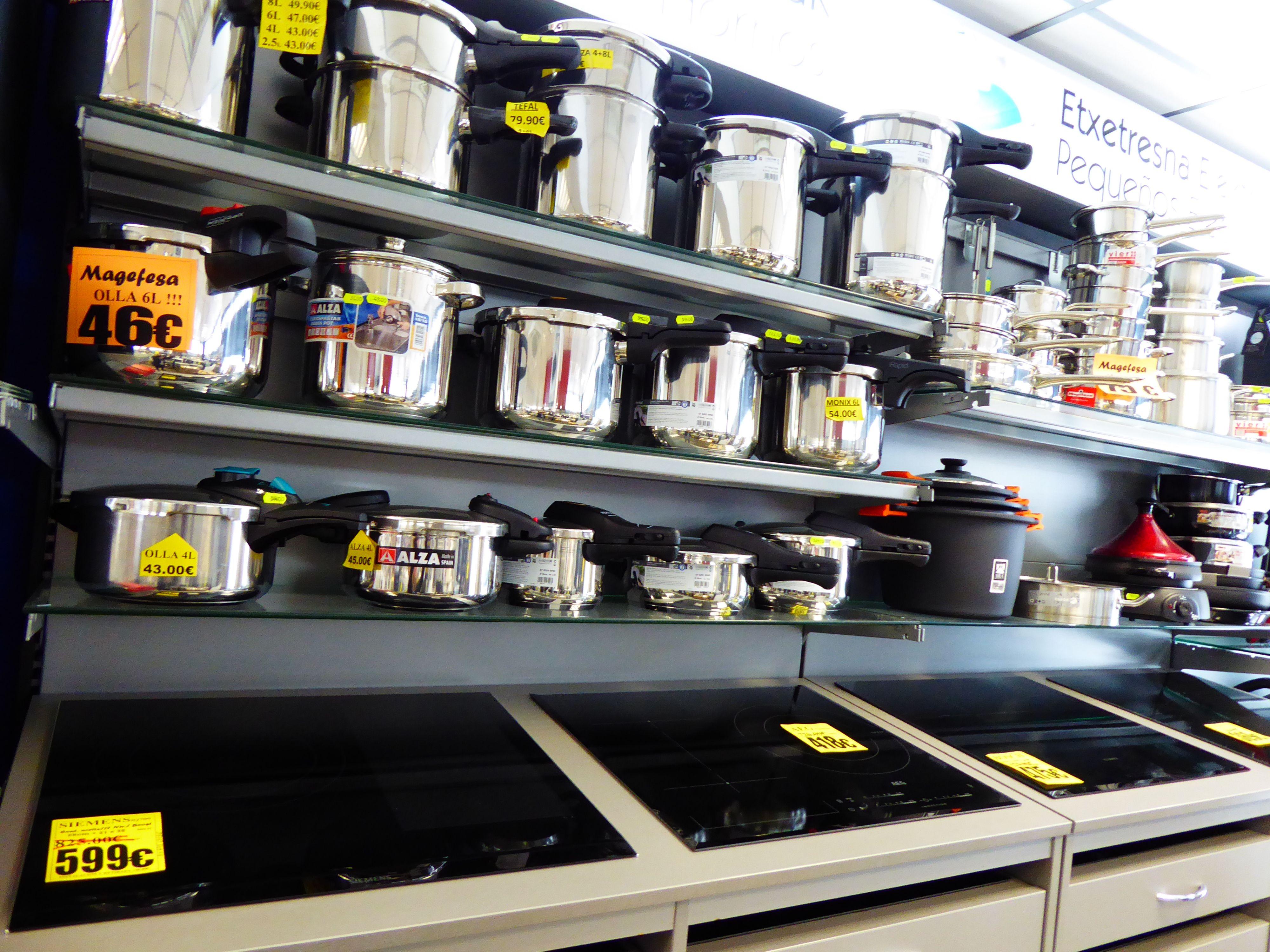 Foto 23 de Electrodomésticos en  | Izarra Electrodomésticos en Tien 21