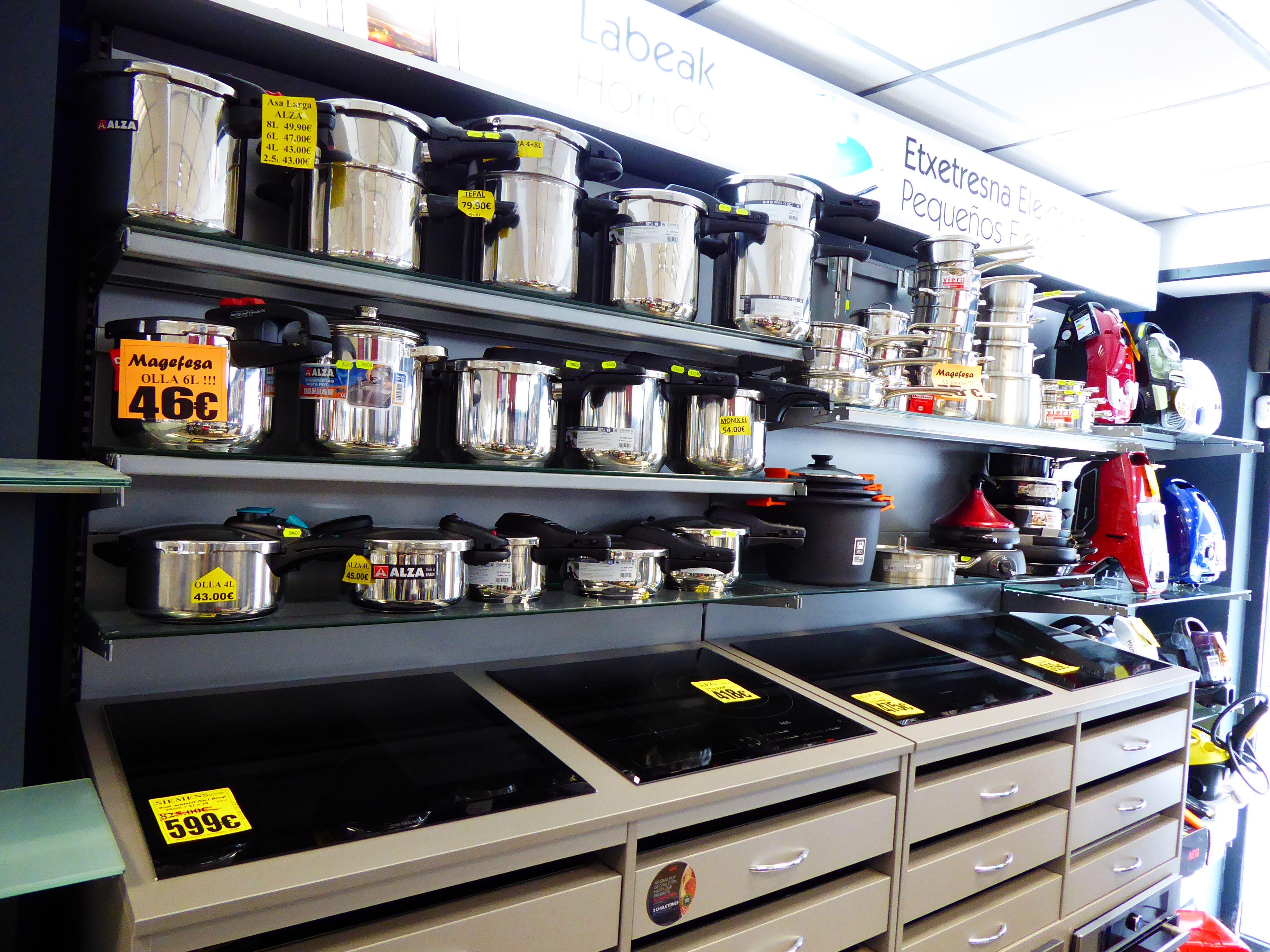 Foto 20 de Electrodomésticos en  | Izarra Electrodomésticos en Tien 21