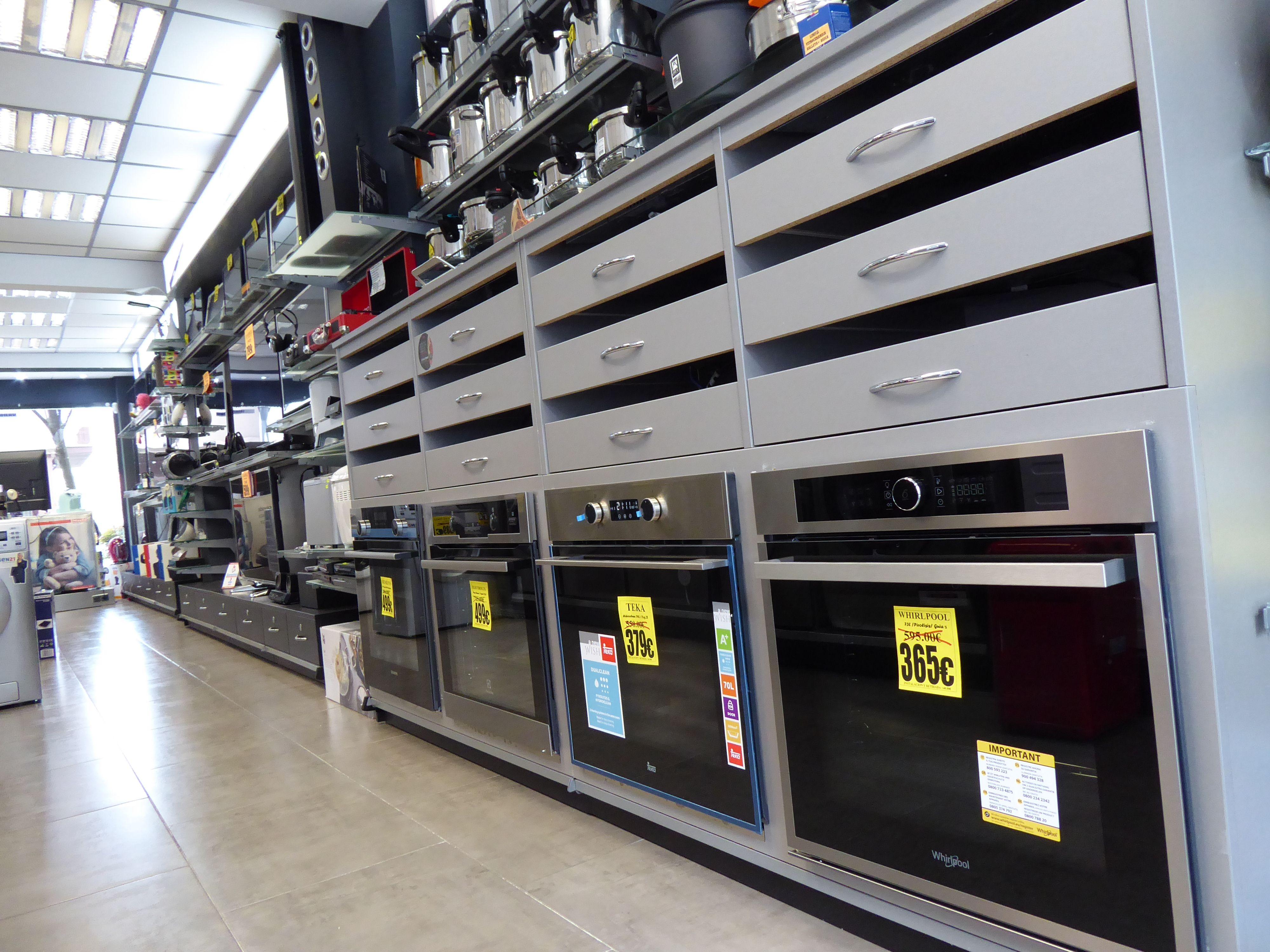 Foto 28 de Electrodomésticos en    Izarra Electrodomésticos en Tien 21
