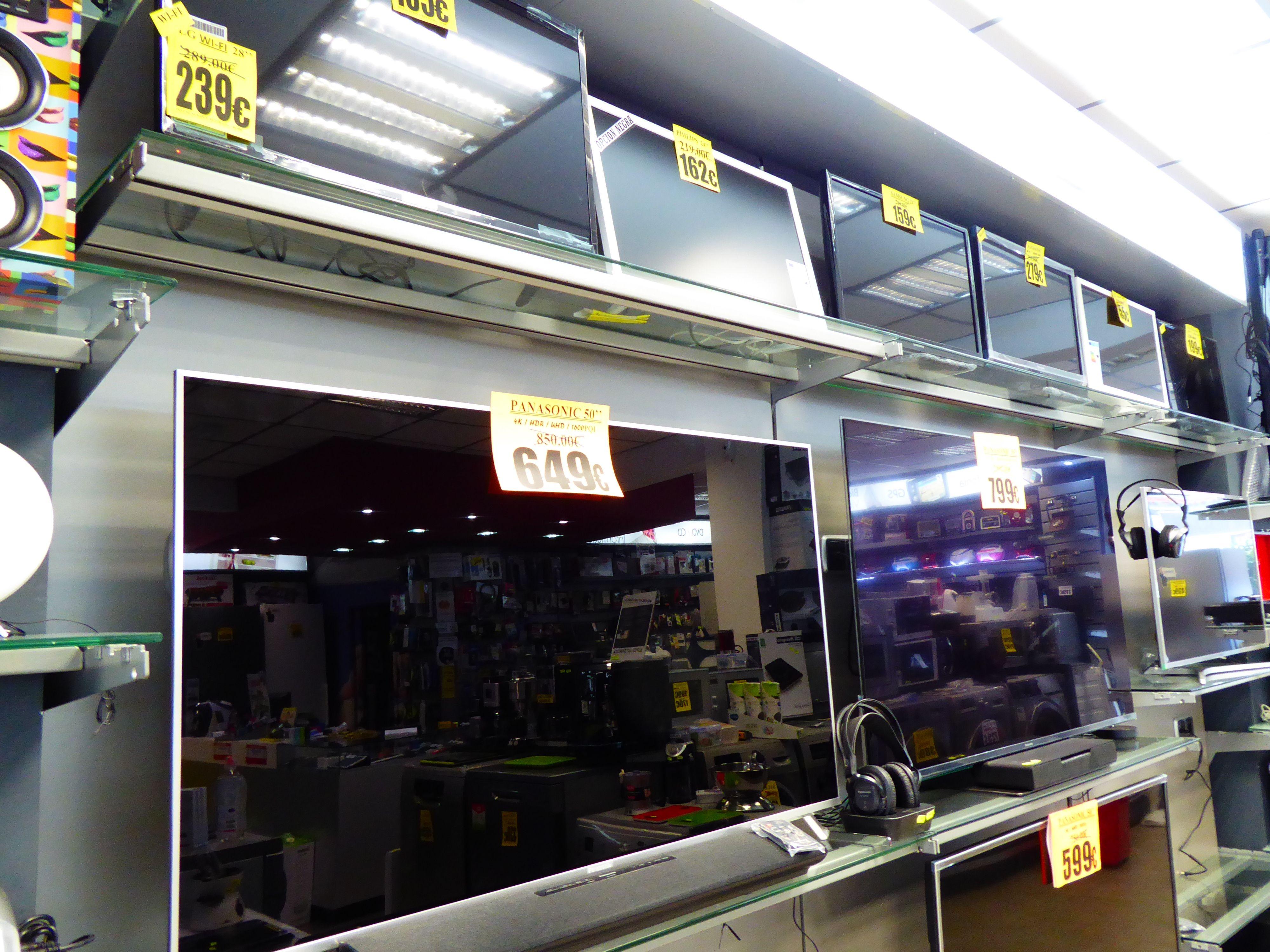 Foto 36 de Electrodomésticos en  | Izarra Electrodomésticos en Tien 21
