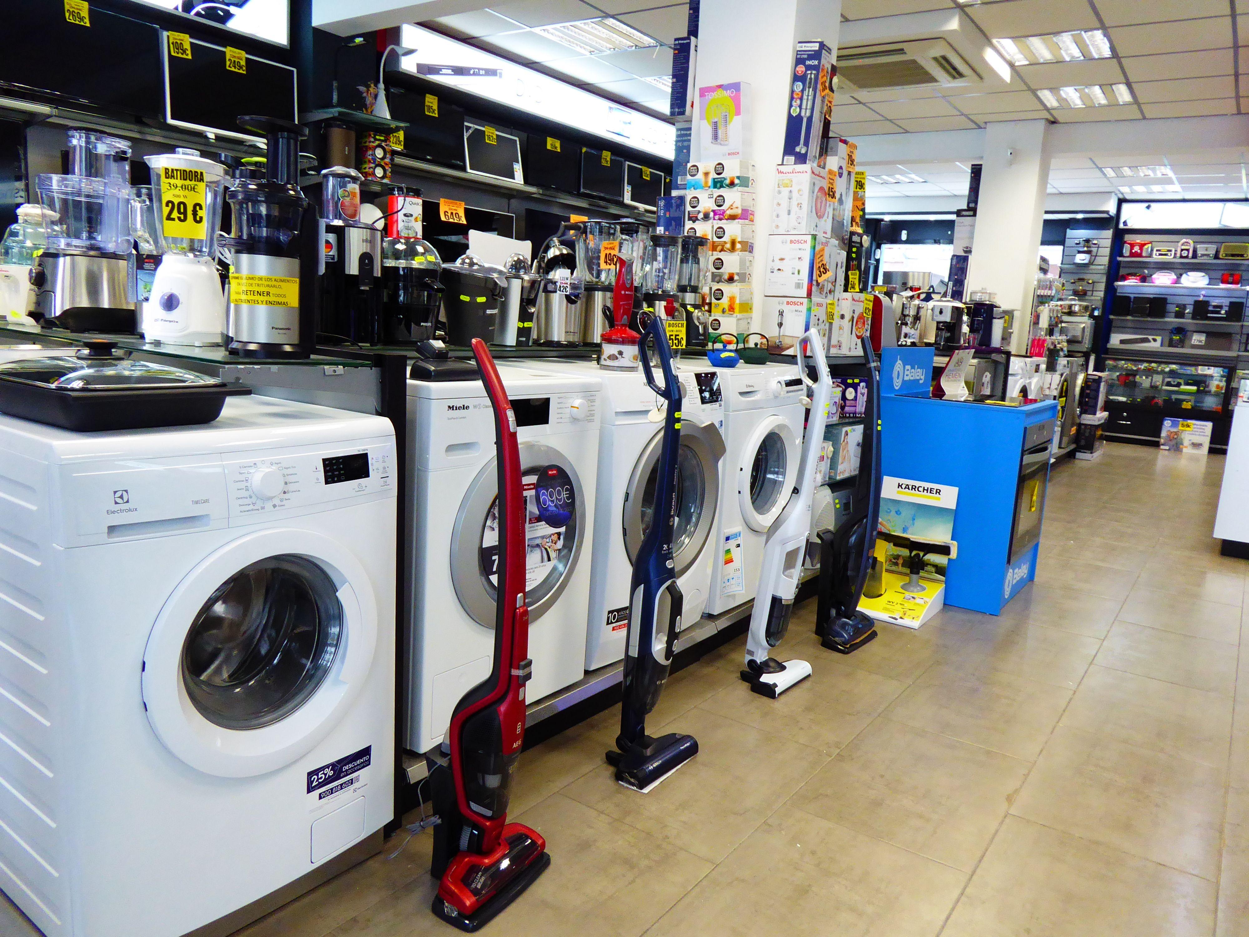 Foto 4 de Electrodomésticos en    Izarra Electrodomésticos en Tien 21
