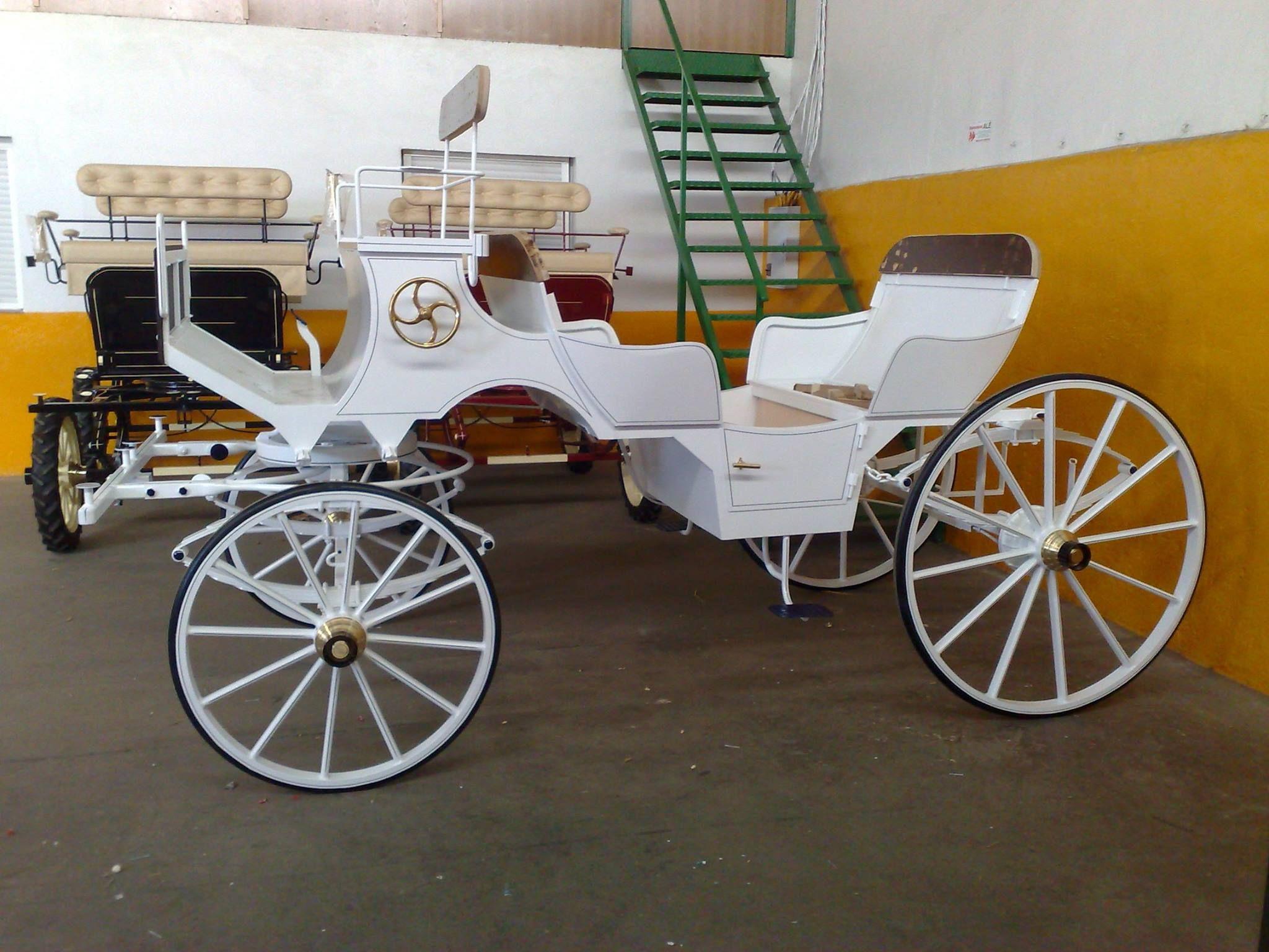 Fabricante de carruajes Sevilla