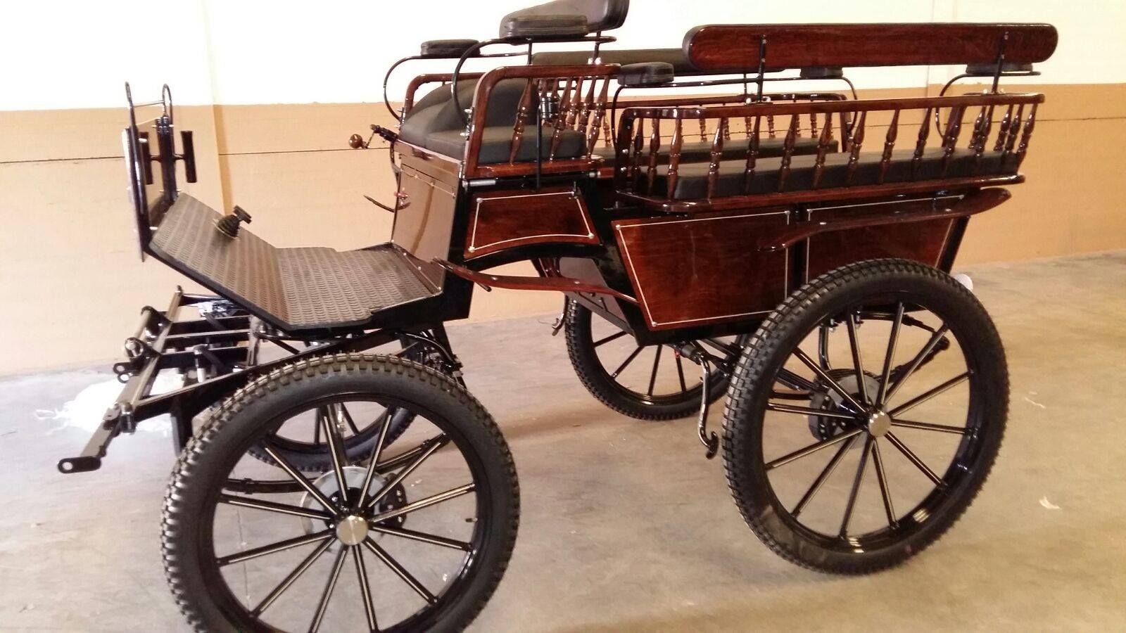 Fabricación de carruajes Sevilla