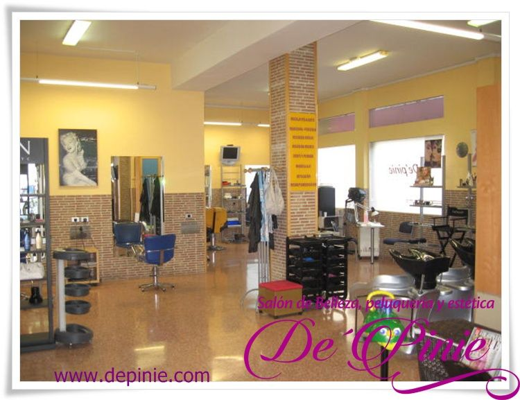 Salón de belleza en Arucas