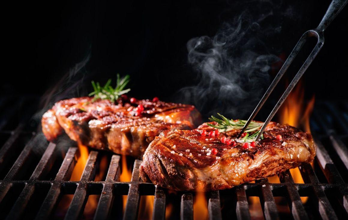Carnes a la parrilla en Jaén