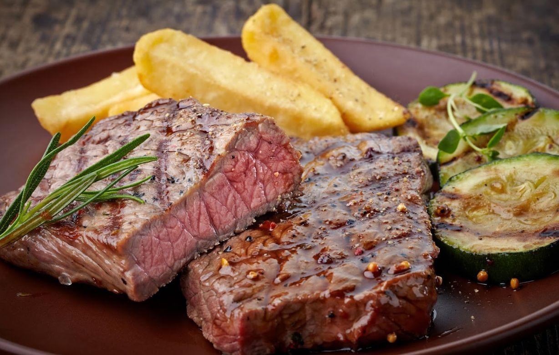 Auténtica carne argentina de importación en Jaén
