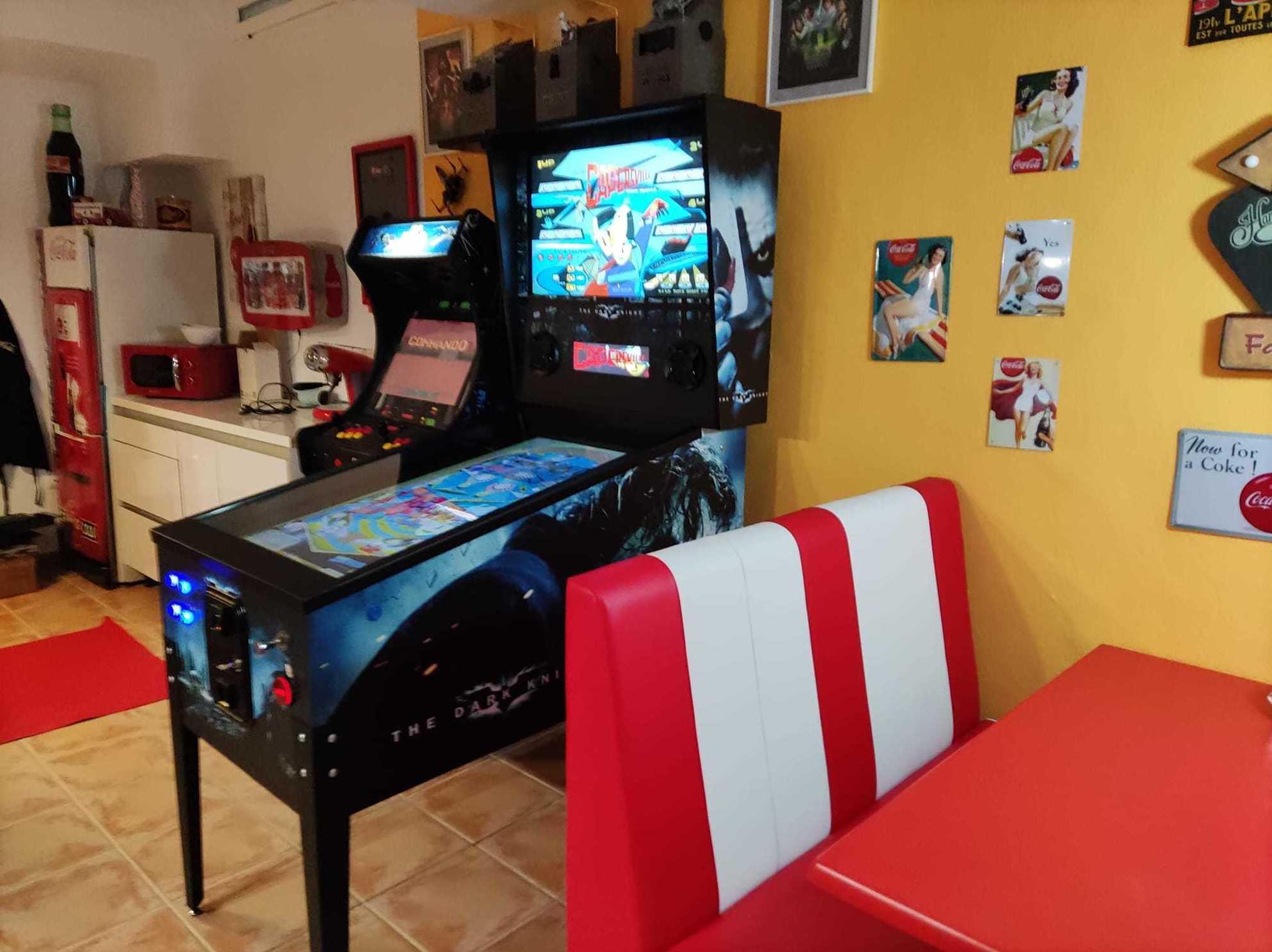 Foto 3 de Fabricación personalizada de máquinas Arcade en Sevilla | Mundo Arcade Sevilla