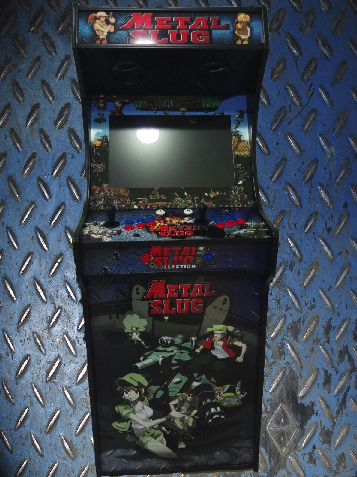 Metal Slug Arcade Collection