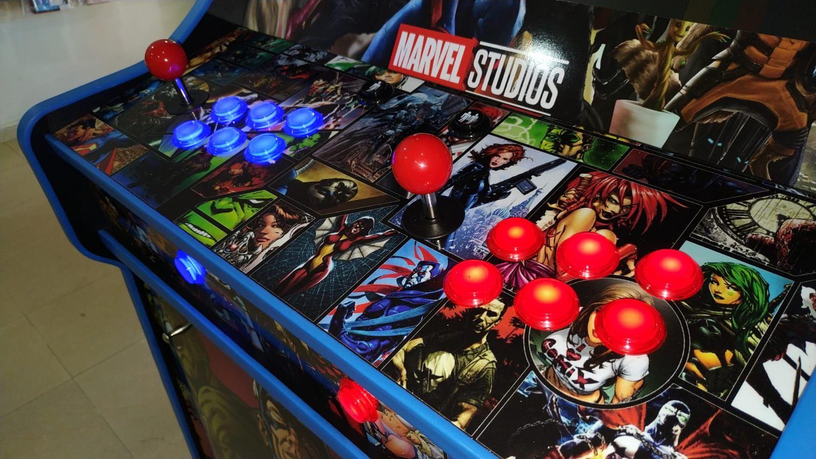 Foto 4 de Fabricación personalizada de máquinas Arcade en Sevilla | Mundo Arcade Sevilla