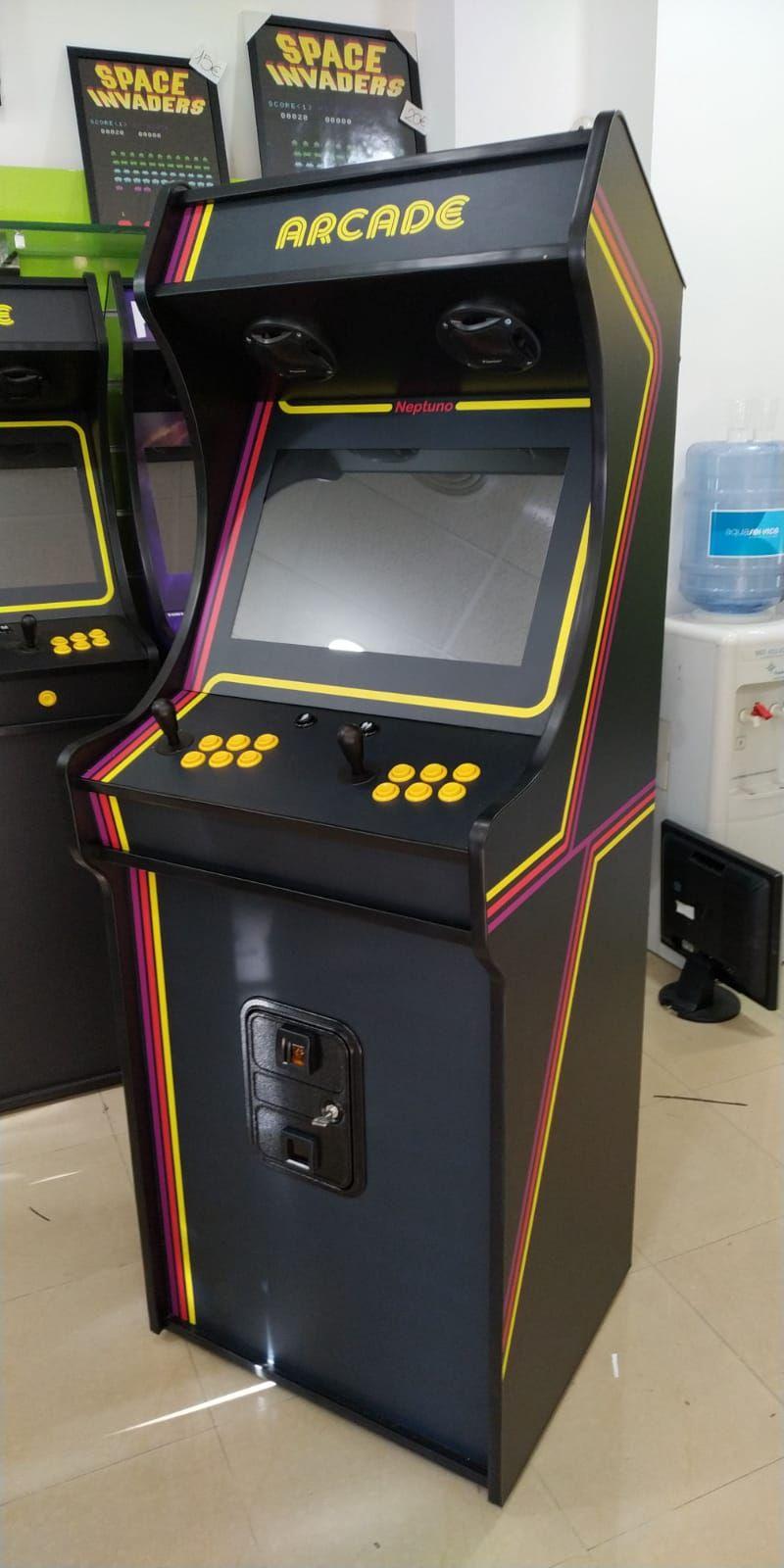 Foto 6 de Fabricación personalizada de máquinas Arcade en Sevilla | Mundo Arcade Sevilla