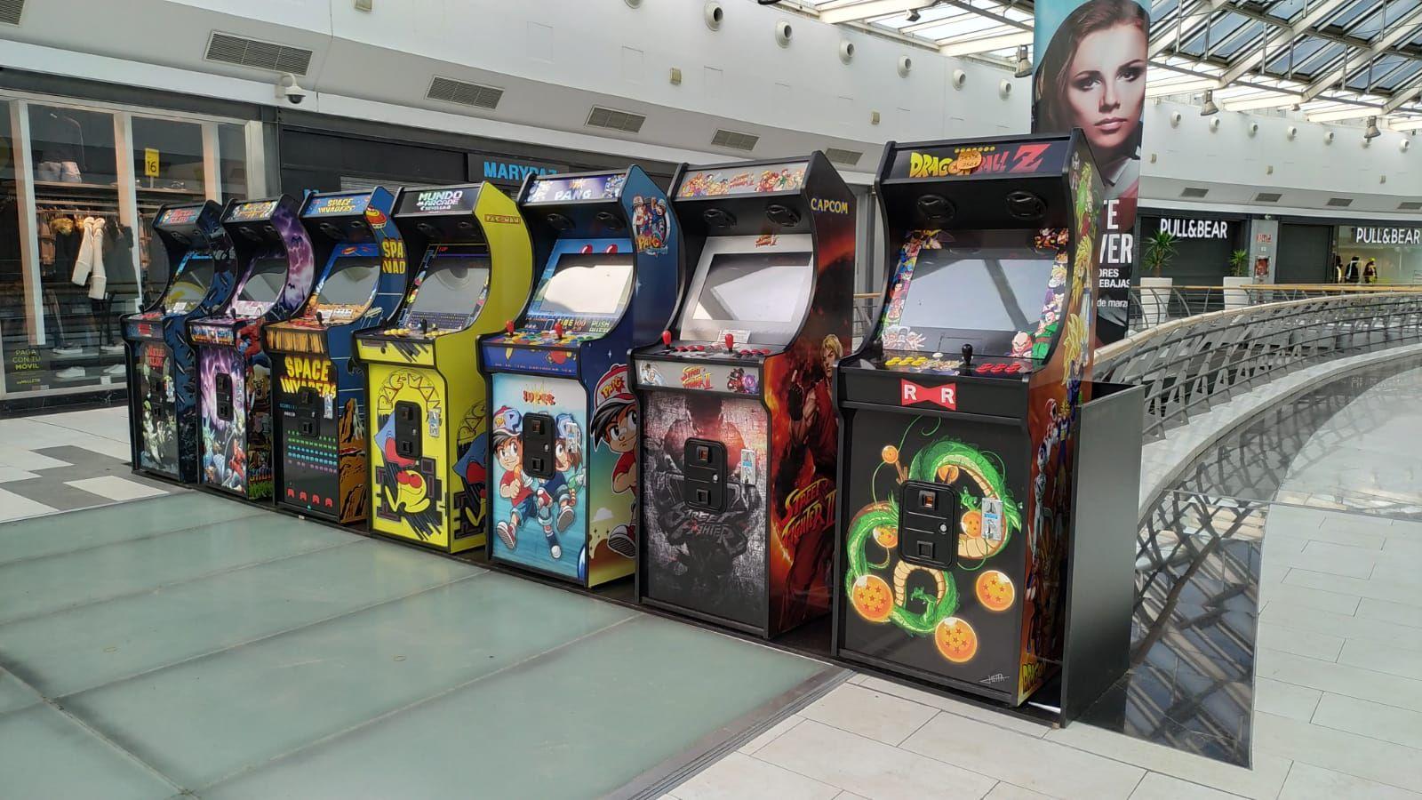 Foto 7 de Fabricación personalizada de máquinas Arcade en Sevilla | Mundo Arcade Sevilla
