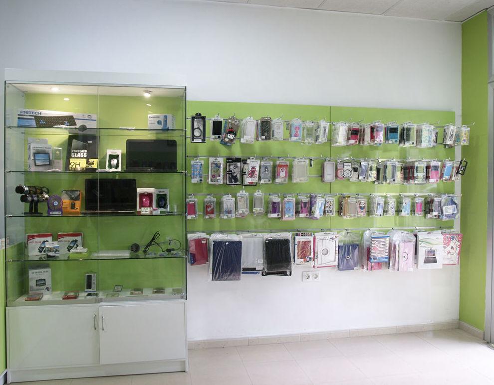 Accesorios de telefonía móvil