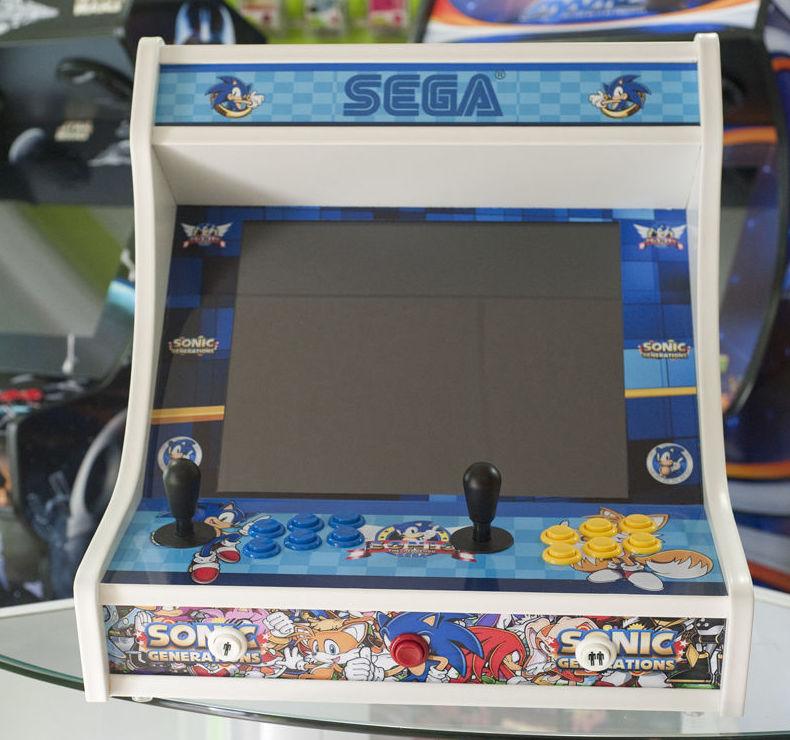 Fabricación personalizada de máquinas Arcade