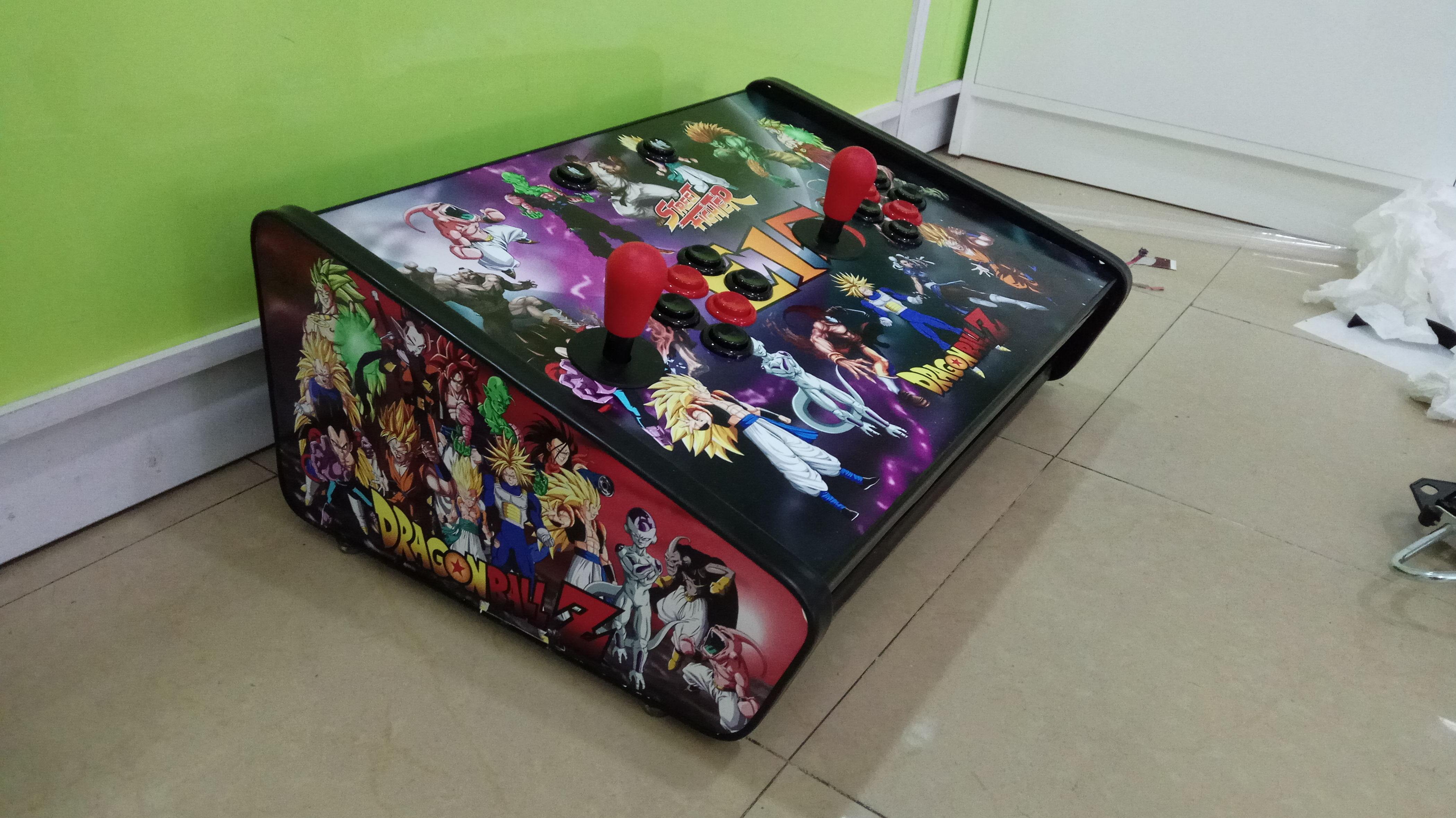 Especialistas en máquinas y consolas arcade