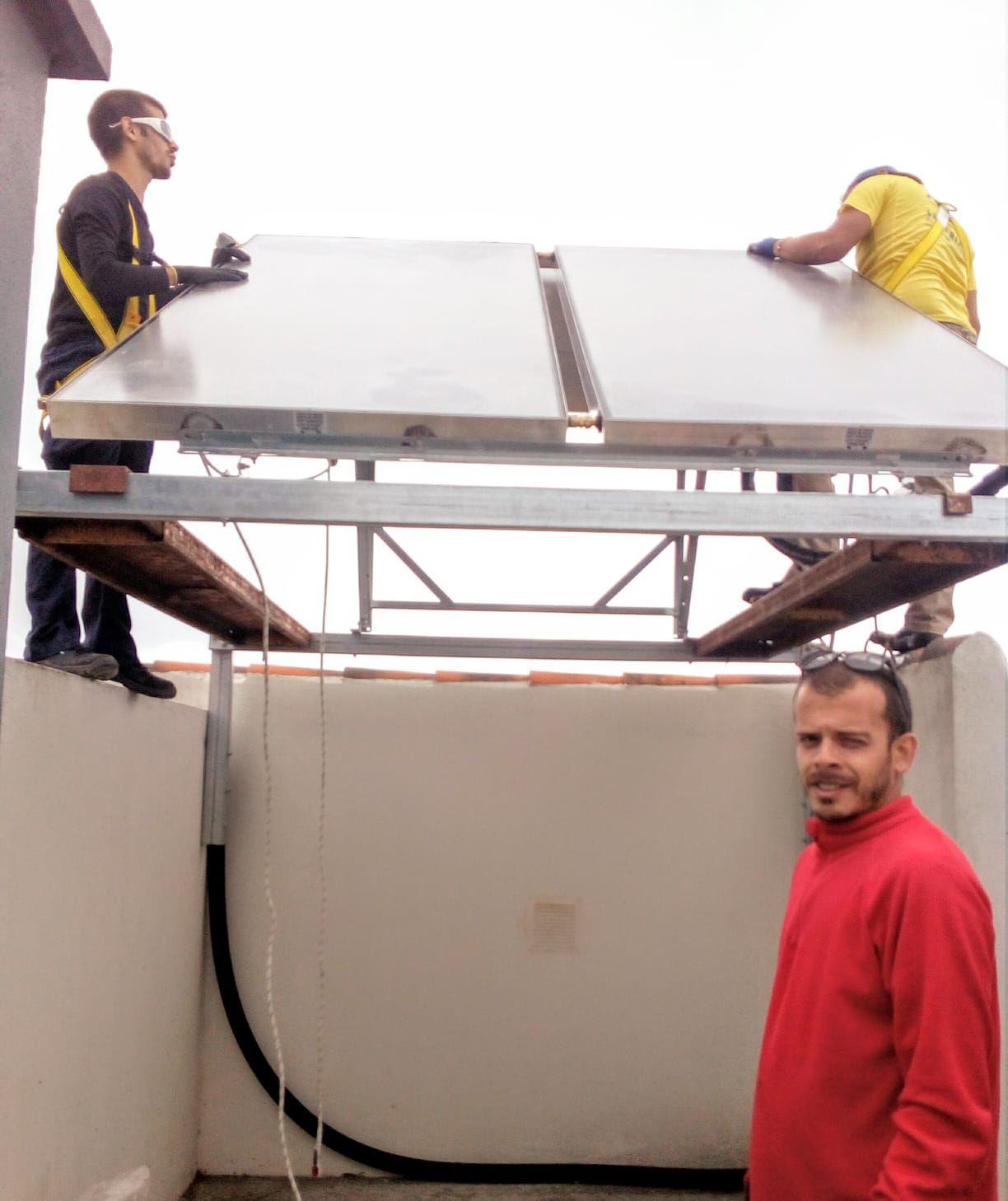 Energías renovables Las Palmas