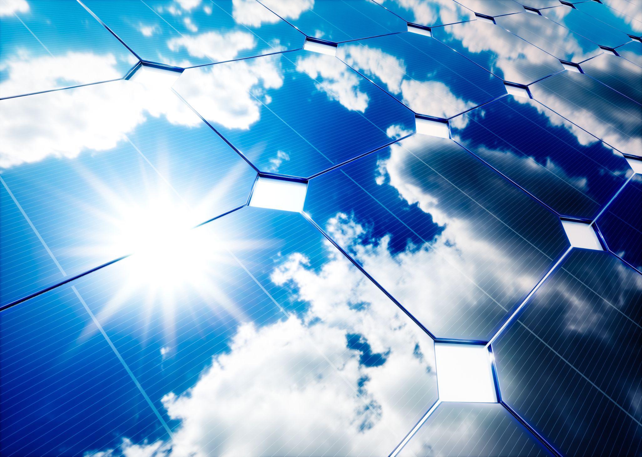 Energías renovables, agua caliente sanitaria La Palma