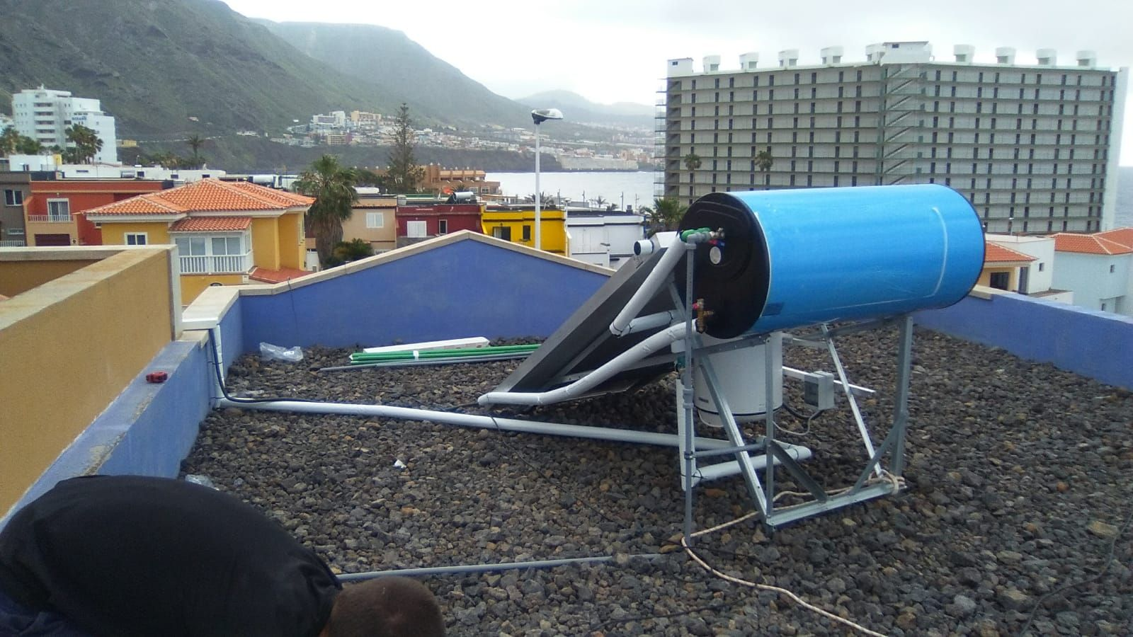 Energías renovables La Palma
