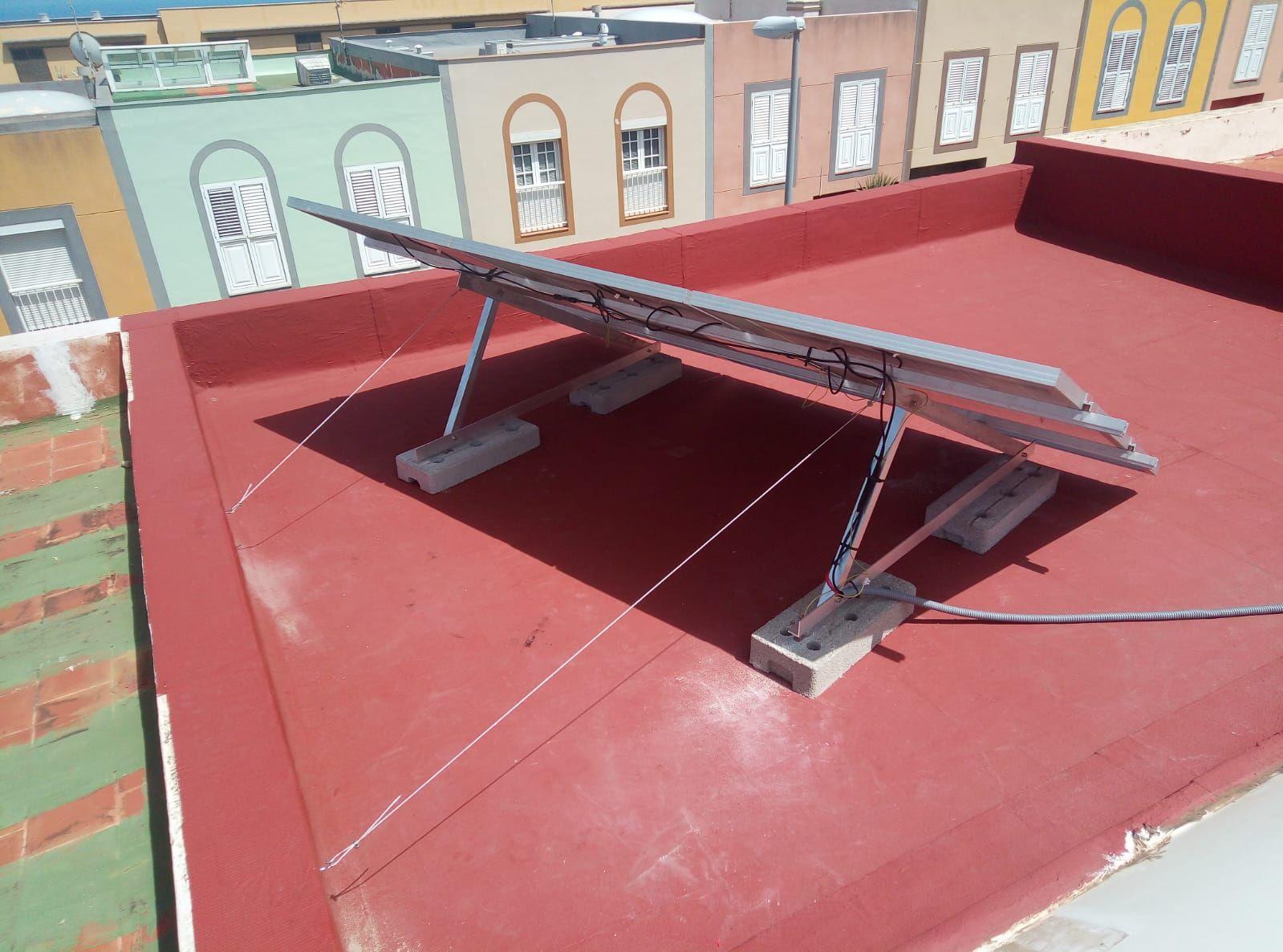 Foto 35 de Energías renovables en    Canarias Autosostenible