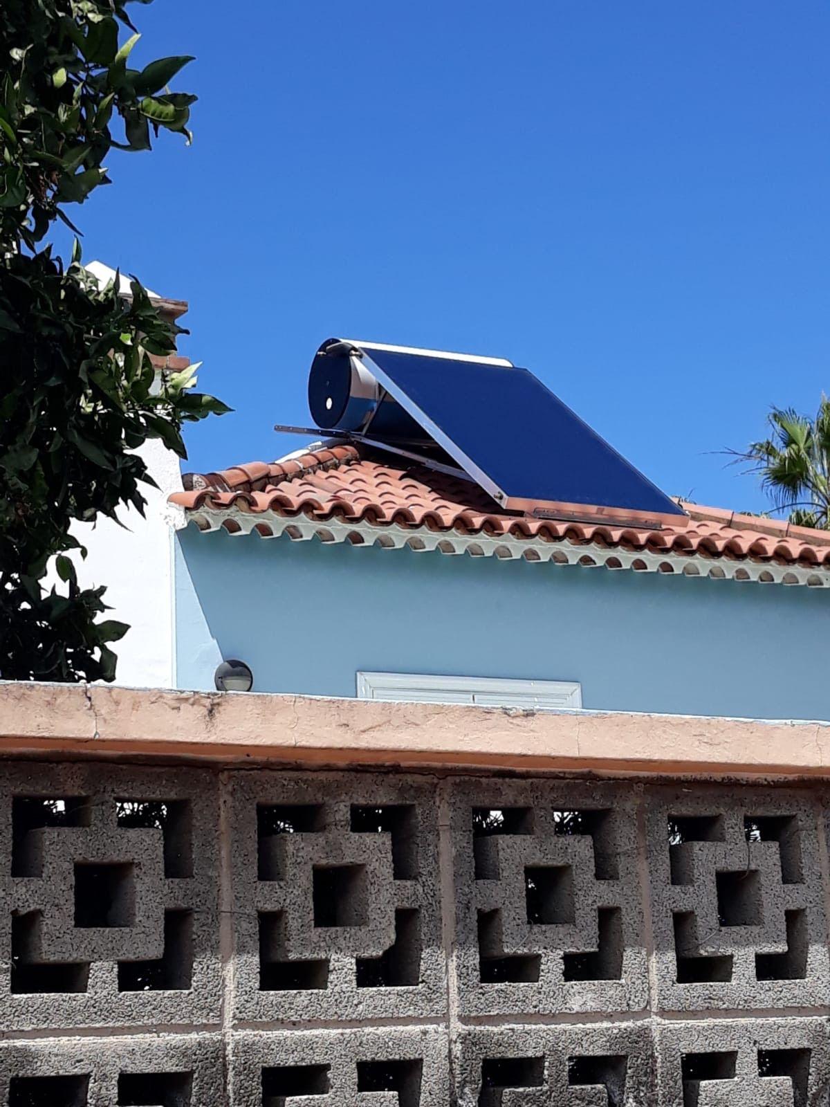 Energías renovables Tenerife