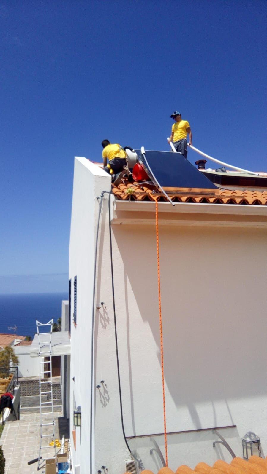 Foto 137 de Energías renovables en    Canarias Autosostenible