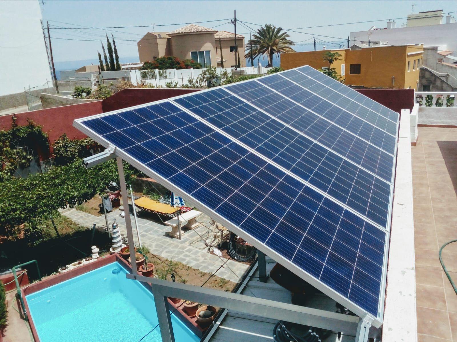 Foto 9 de Energías renovables en  | Canarias Autosostenible