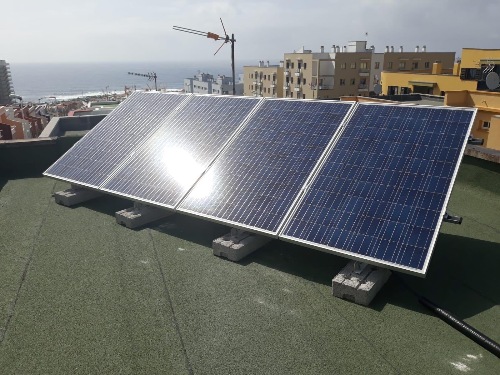 Foto 110 de Energías renovables en  | Canarias Autosostenible