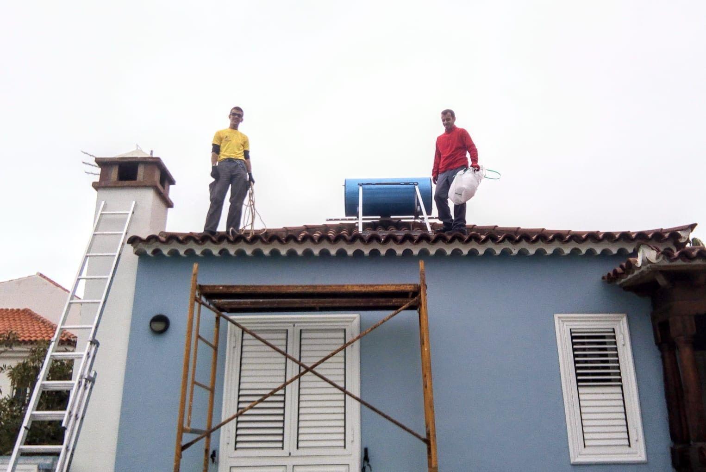 Empresa de energías renovables Tenerife