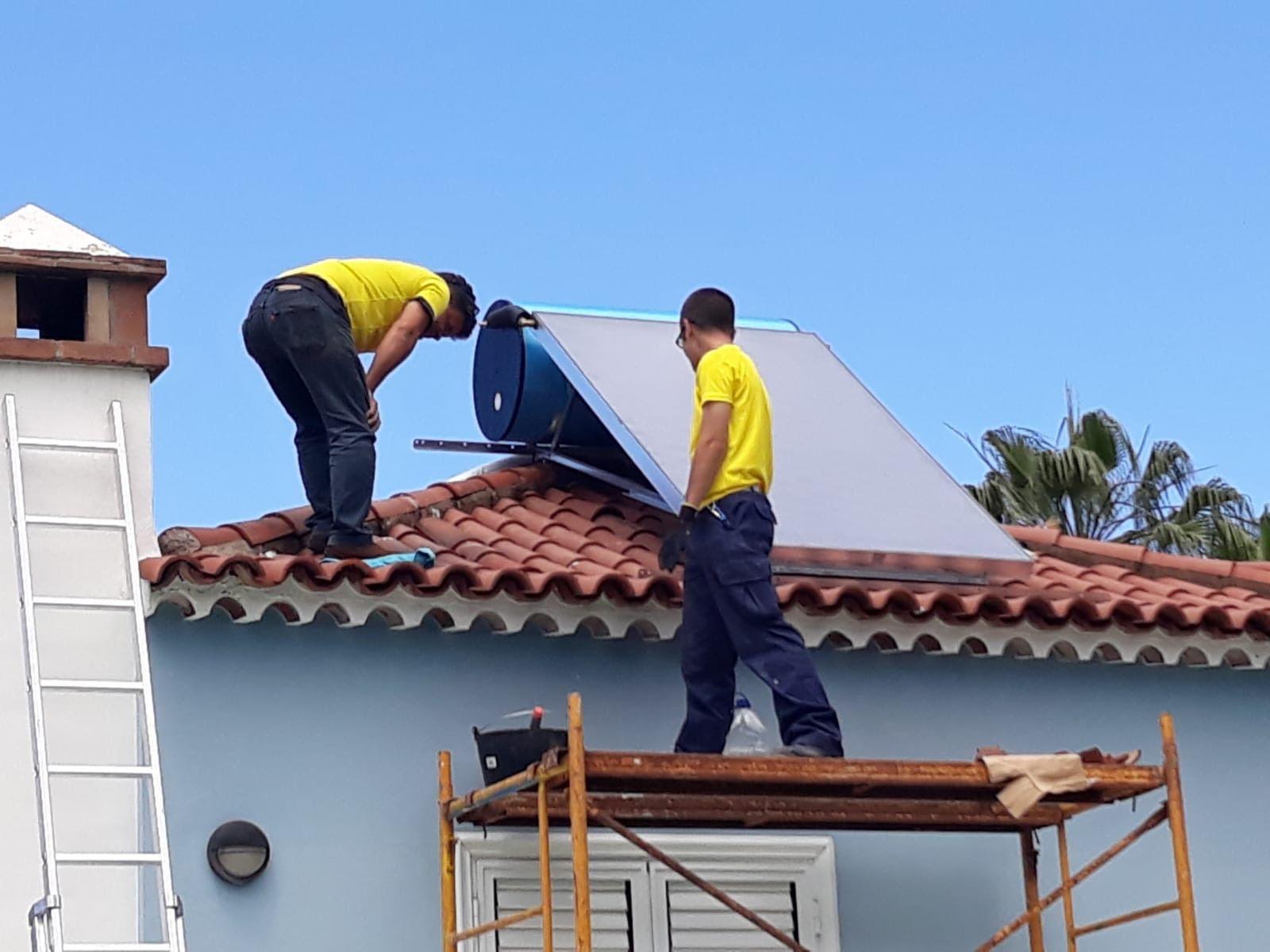 Foto 153 de Energías renovables en    Canarias Autosostenible