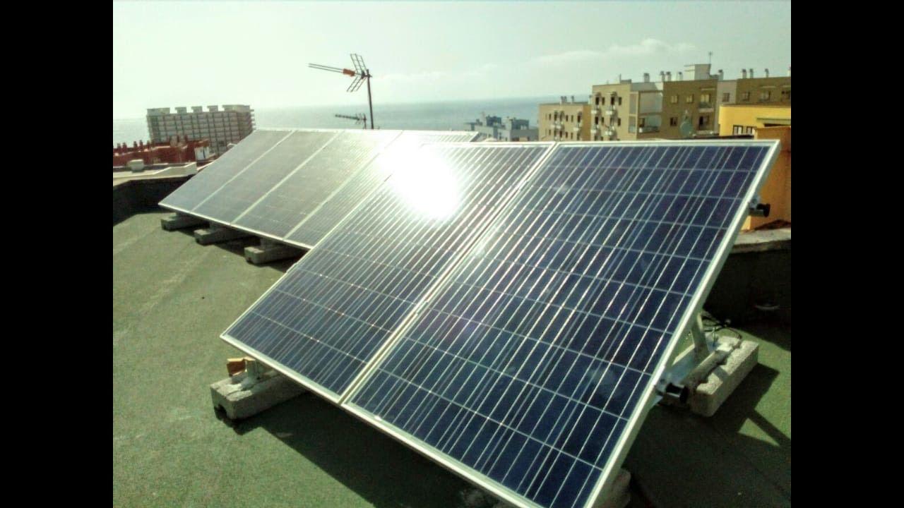 Foto 71 de Energías renovables en  | Canarias Autosostenible