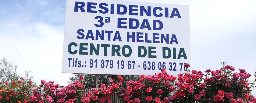 Residencia de la 3ª edad en Ribatejada (Madrid)