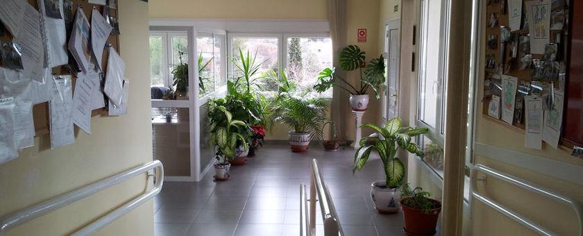Residencia de mayores con estancias permanentes o temporales en Ribatejada