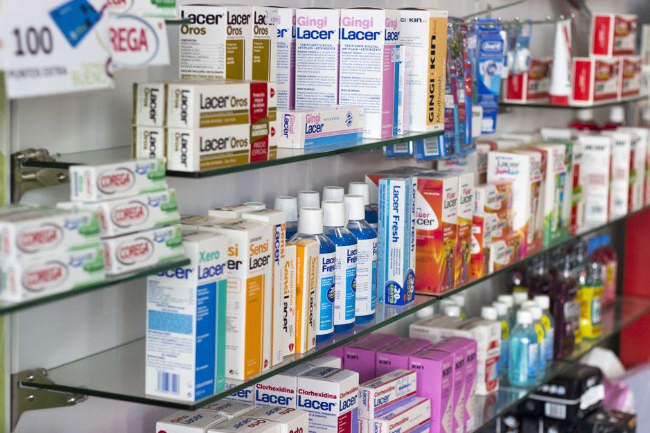Productos para la higiene y salud dental