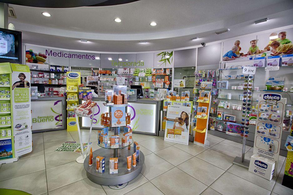 Foto 26 de Farmacia especializada en ortopedia en Cáceres en Moraleja | Farmacia Bueno Becerra