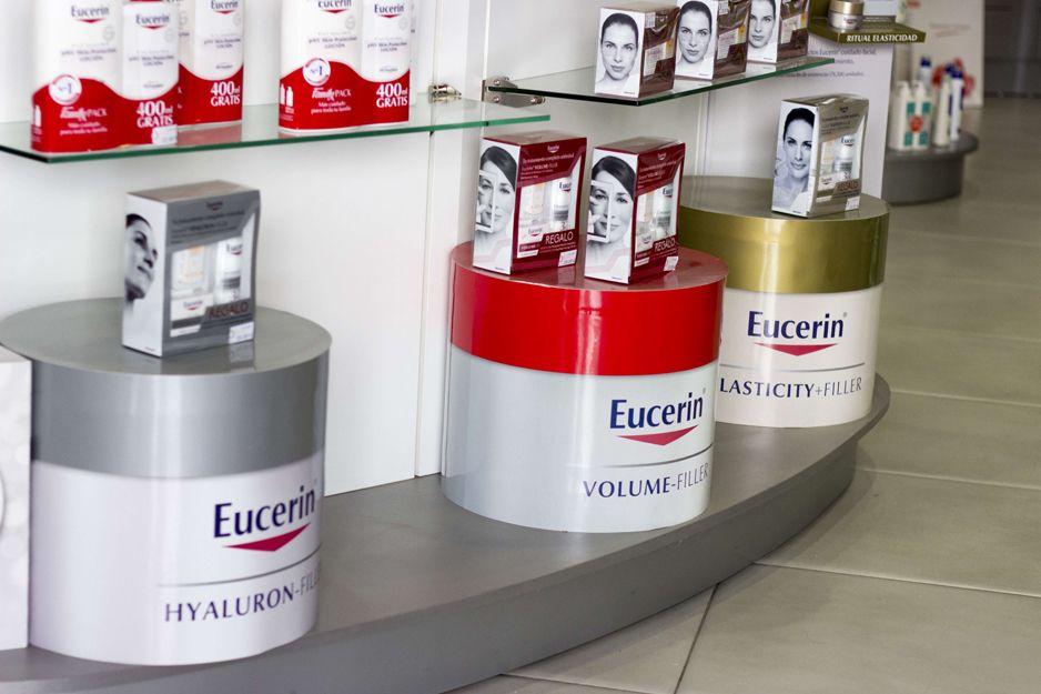 Productos Eucerin en Moraleja, Cáceres