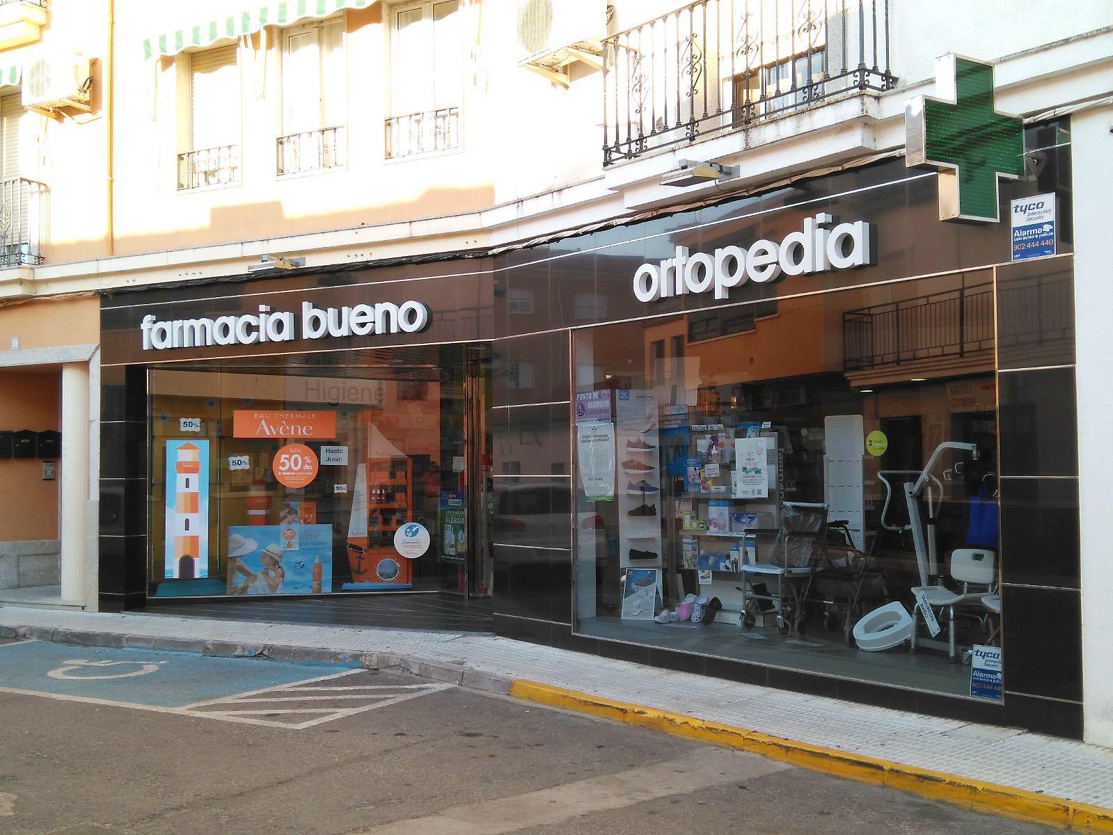 Farmacia Ortopedia Bueno, en Moraleja, Cáceres