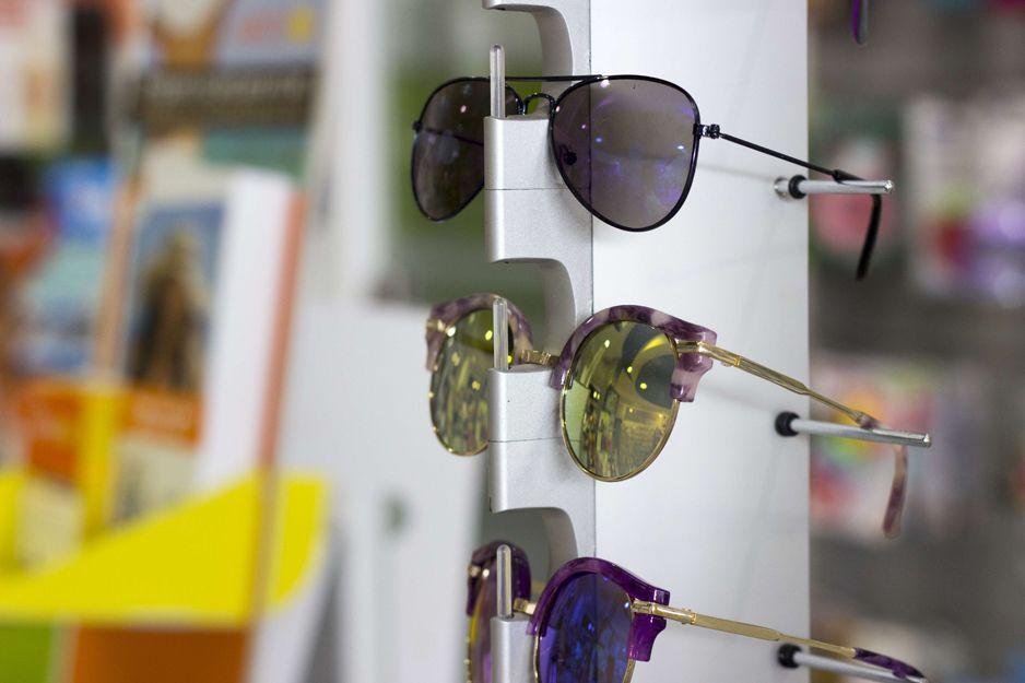 Gafas de sol en Moraleja, Cáceres