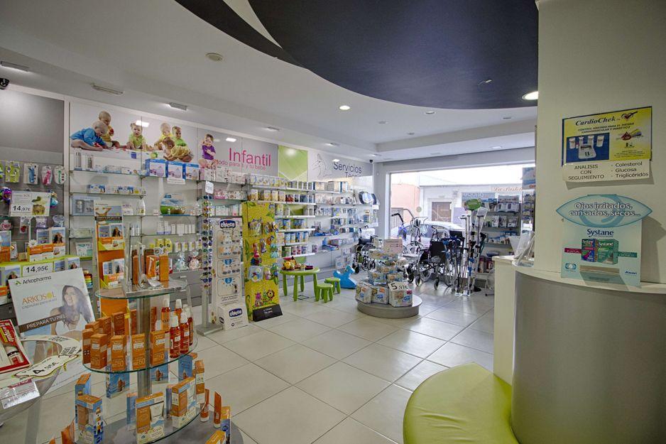 Foto 27 de Farmacia especializada en ortopedia en Cáceres en Moraleja | Farmacia Bueno Becerra