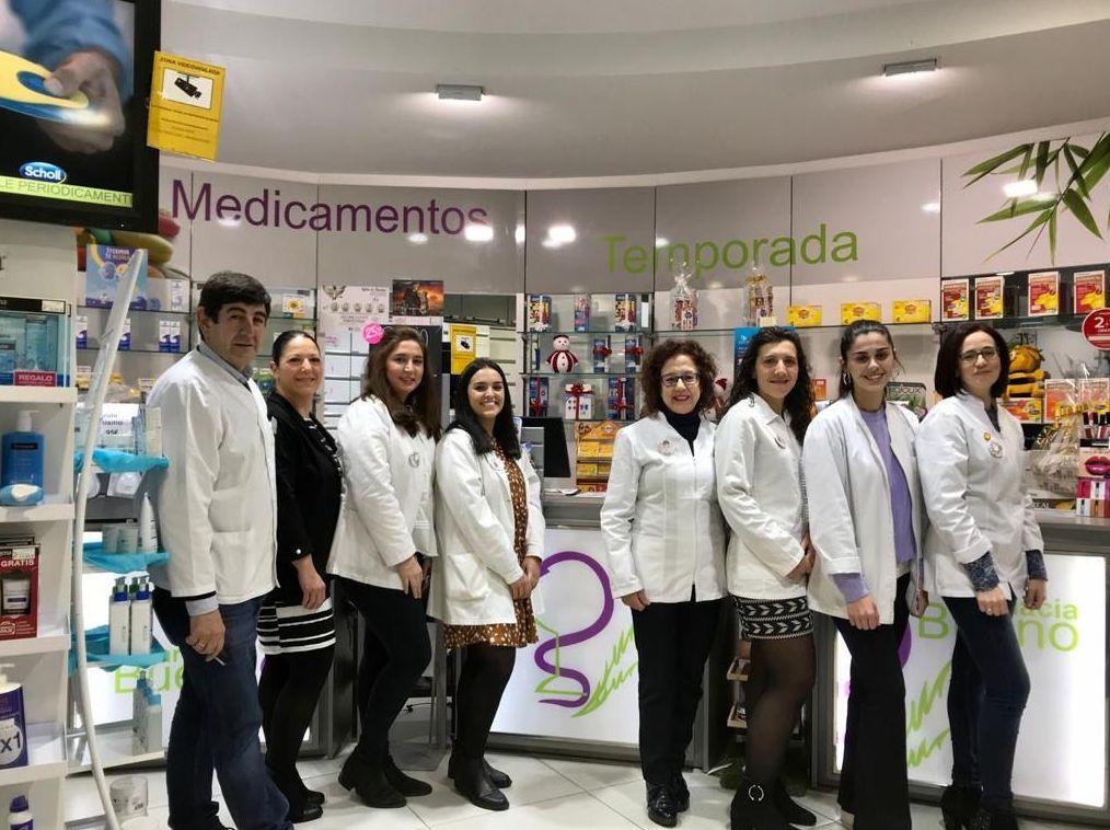 Foto 2 de Farmacia especializada en ortopedia en Cáceres en  | FELIPE BUENO BECERRA