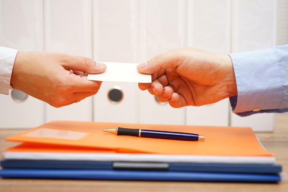 Impresión de tarjetas, papelería corporativa...