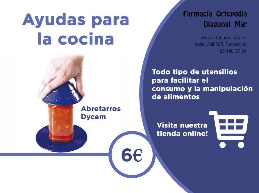 Ayudas para la cocina for Utensilios cocina barcelona