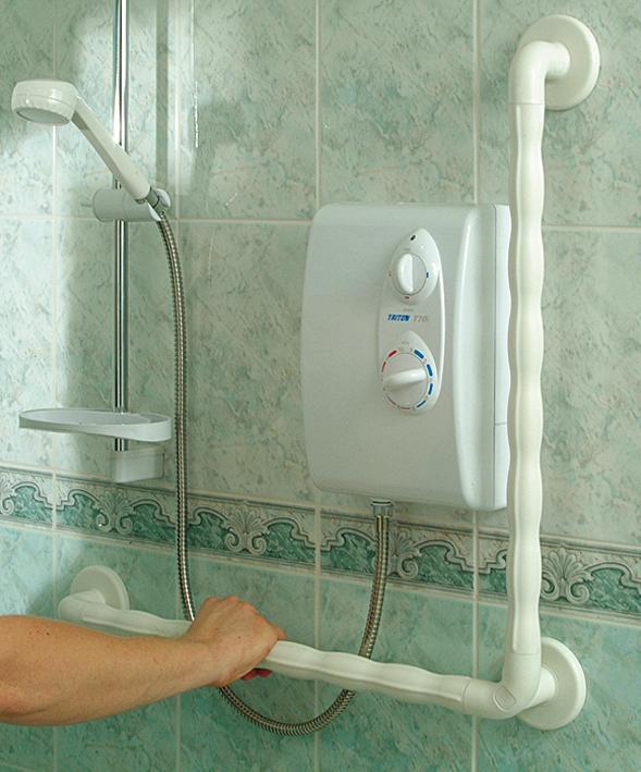 Asidera para ba o ergon mica 90 natural grip productos for Productos de bano