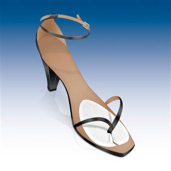 3e4d4d695f0 Almohadilla de antepié para sandalias  Productos de Farmacia ...