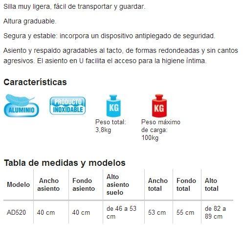 Farmacia Ortopèdia De Baño Plegable AcuarioProductos Silla rxQCBdEoeW