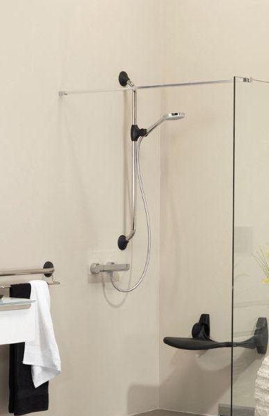 Soporte para tel fono de ducha de pl stico productos de for Telefono de ducha
