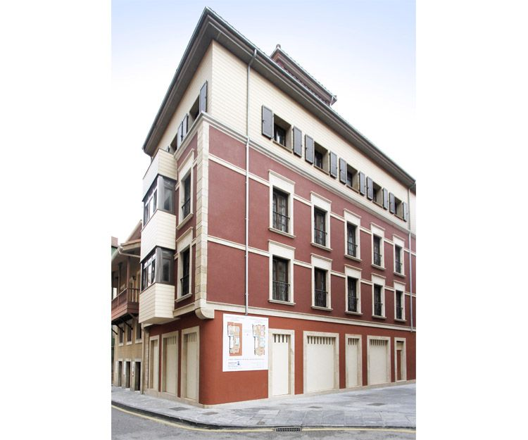 Empresa de rehabilitación de fachadas en Asturias